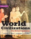 World Civilizations The Gobal Experience 7th 2015 9780133828207 Front Cover