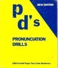 Pronunciation Drills 1st edition cover