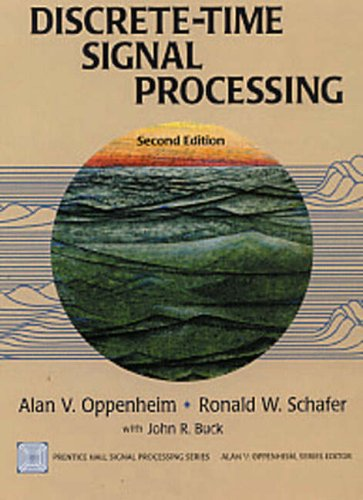Discrete-Time Signal Processing  2nd 1999 (Revised) edition cover