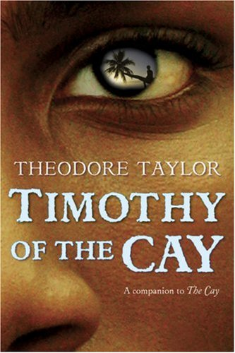 Timothy of the Cay   1993 9780152063207 Front Cover