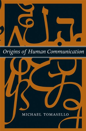 Origins of Human Communication   2010 edition cover