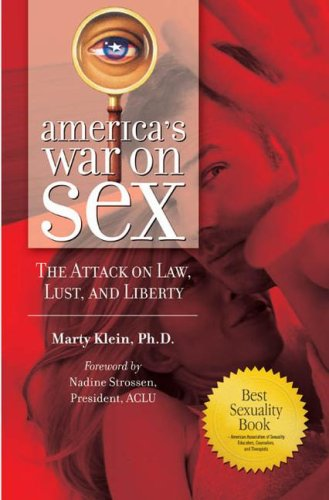 America's War on Sex The Attack on Law, Lust, and Liberty N/A 9780313363207 Front Cover