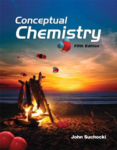 Conceptual Chemistry  5th 2014 edition cover