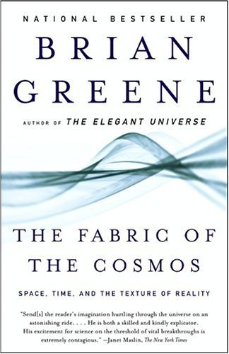 Fabric of the Cosmos Space, Time, and the Texture of Reality  2004 edition cover