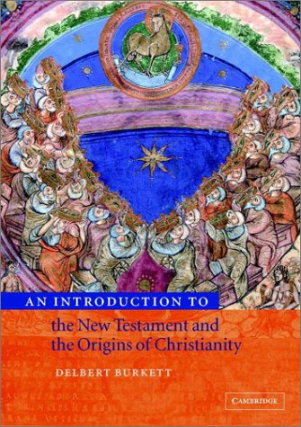 Introduction to the New Testament and the Origins of Christianity   2002 edition cover