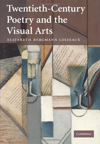 Twentieth-Century Poetry and the Visual Arts   2010 9780521180207 Front Cover