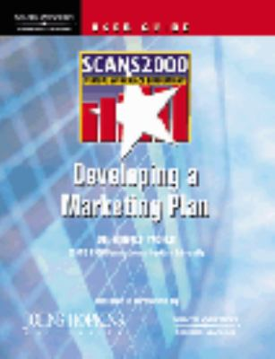Developing a Marketing Plan Virtual Workplace Simulation  2001 9780538698207 Front Cover