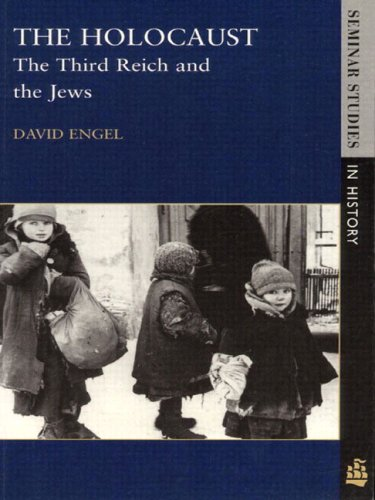 Holocaust The Third Reich and the Jews  1999 edition cover