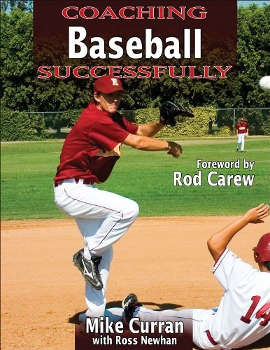 Coaching Baseball Successfully   2007 edition cover