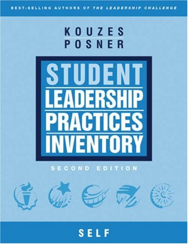 Student Leadership Practices Inventory  2nd 2006 (Revised) edition cover