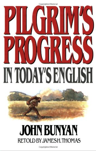 Pilgrim's Progress In Today's English N/A edition cover