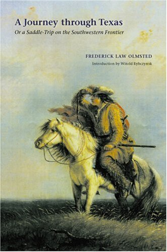 Journey Through Texas Or a Saddle-Trip on the Southwestern Frontier  2004 edition cover