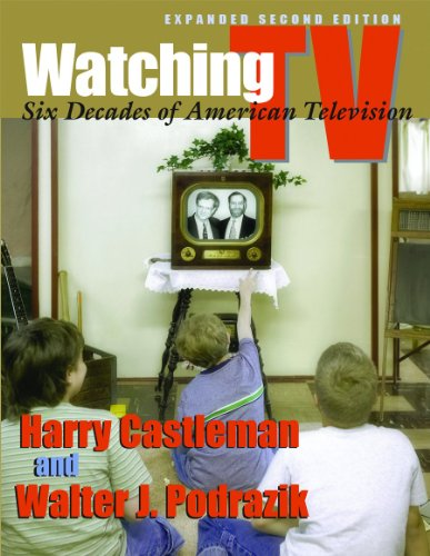 Watching TV  2nd 2010 edition cover