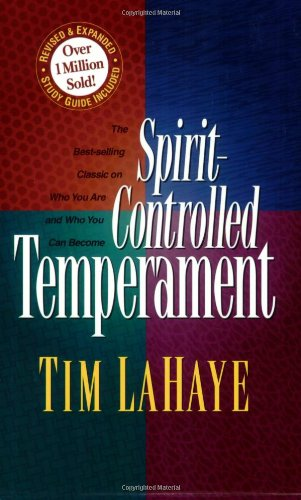 Spirit-Controlled Temperament   1994 edition cover