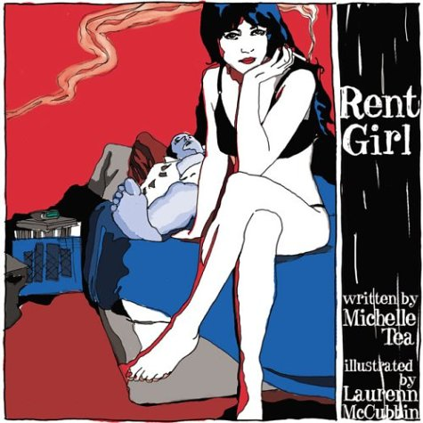 Rent Girl   2005 edition cover