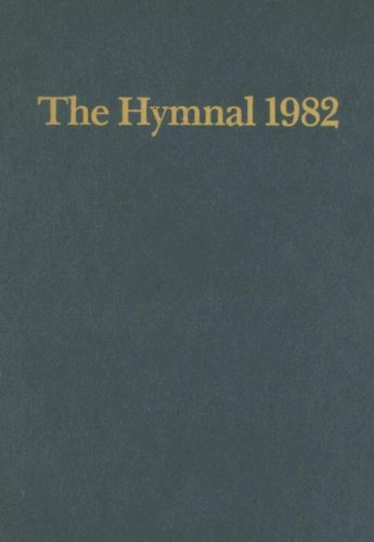 Hymnal 1982   1979 edition cover