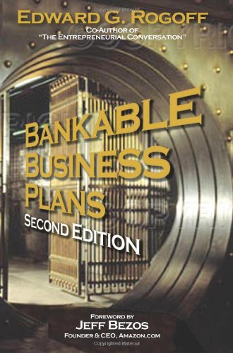 Bankable Business Plans Second Edition 2nd 2007 (Revised) edition cover