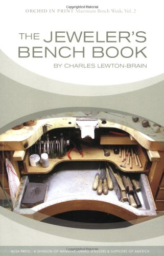 Jeweler's Bench Book  2007 edition cover