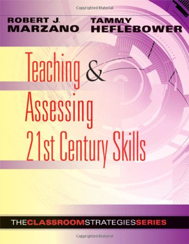 Teaching and Assessing 21st Century Skills  2nd 2012 edition cover