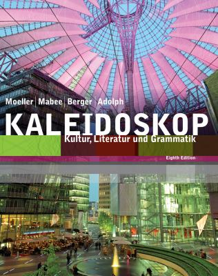 Kaleidoskop  8th 2013 edition cover