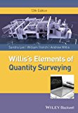Willis's Elements of Quantity Surveying  12th 2014 edition cover