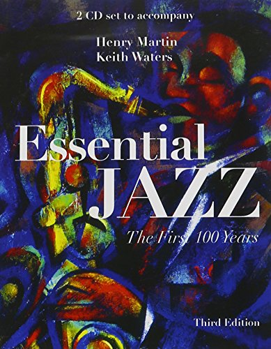 ESSENTIAL JAZZ:FIRST 100 YEARS N/A 9781285090207 Front Cover