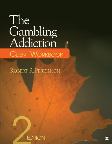 Gambling Addiction Client Workbook  2nd 2012 edition cover