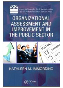 Organizational Assessment and Improvement in the Public Sector   2009 edition cover