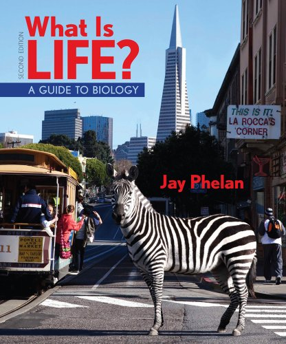 What Is Life? A Guide to Biology 2nd 2013 9781464107207 Front Cover