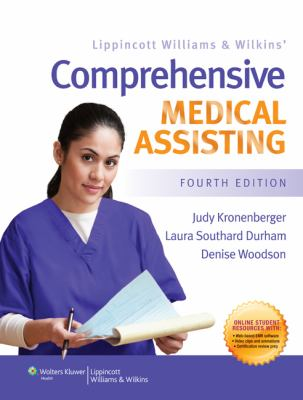 Comprehensive Medical Assisting  N/A edition cover