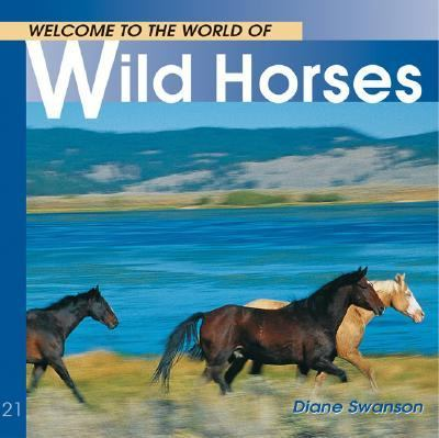 Wild Horses   2002 9781552853207 Front Cover