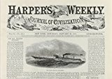 Harper's Weekly January 28 1865  N/A 9781557098207 Front Cover