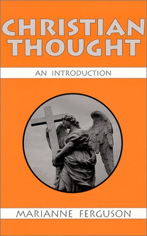 Christian Thought An Introduction  2000 edition cover