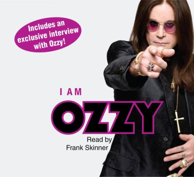 I Am Ozzy:  2010 edition cover