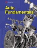 Auto Fundamentals:   2014 edition cover
