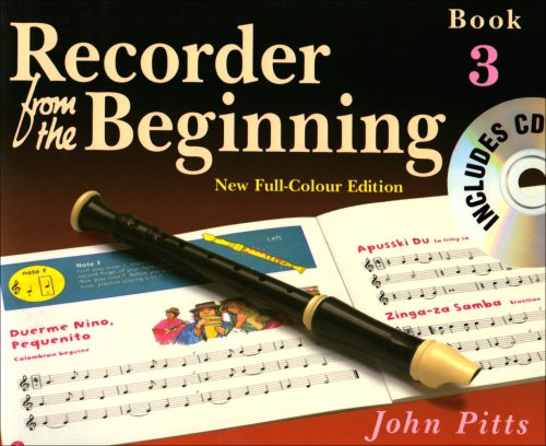 Recorder from the Beginning   2005 edition cover