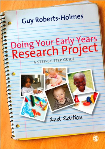 Doing Your Early Years Research Project A Step-by-Step Guide 2nd 2011 edition cover