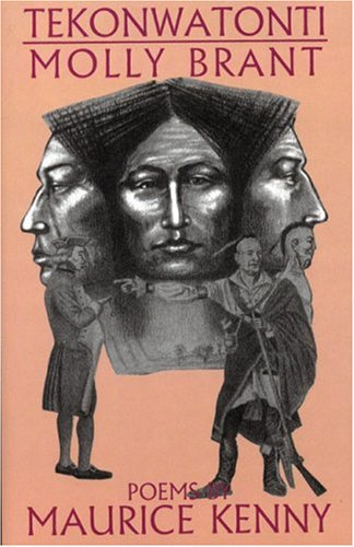 Tekonwatonti-Molly Brant   1992 edition cover
