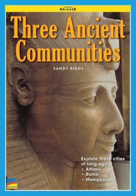 Three Ancient Communities Bridges Edition (Set Of 6) N/A 9781936255207 Front Cover