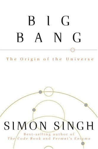 Big Bang The Origin of the Universe  2004 edition cover