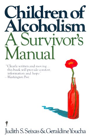 Children of Alcoholism  Reprint 9780060970208 Front Cover
