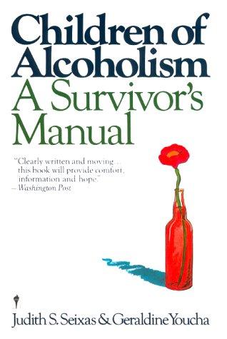 Children of Alcoholism  Reprint edition cover