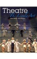 Theatre The Lively Art 8th 2013 9780073514208 Front Cover
