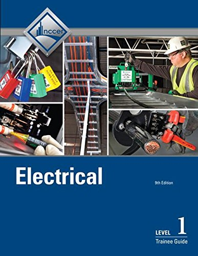 Electrical Level 1 Trainee Guide  9th 2018 9780134738208 Front Cover
