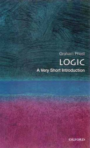 Logic A Very Short Introduction  2000 edition cover