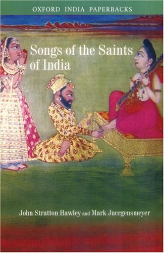 Songs of the Saints of India   2004 edition cover
