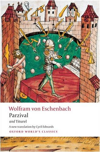Parzival and Titurel   2009 edition cover