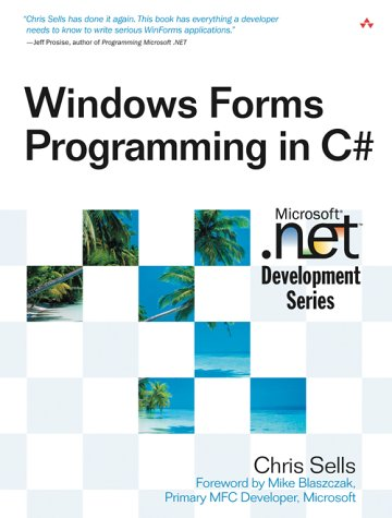 Windows Forms Programming in C#   2004 edition cover
