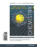 Chemistry The Central Science, Books a la Carte Edition 13th 2015 edition cover