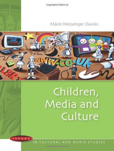 Children, Media and Culture   2010 edition cover